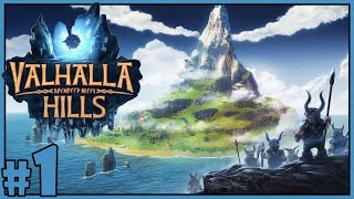 God of Building - Valhalla Hills Gameplay Part 1 [Let