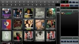 Menu and View Customization in Jukebox Jockey