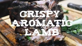 The bad boy of lamb cuts -The Lamb Neck