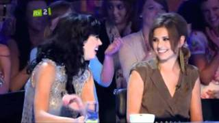 Cheryl Cole- X Factor UK- Favorite Moments (Part 2/2)