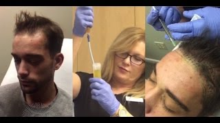 """My Boyfriend Gets Injected! 