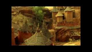 Le pays Dogon    The Cliff of Bandiagara       MALI