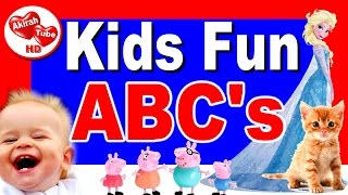ABCS, KIDS LEARNING, ABC SONG