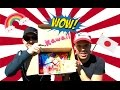 Unboxing: WOWBOX - Tasting Japanese snacks and candy !