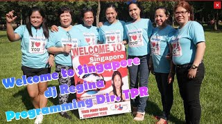 Gambar cover Welcome to SG dj Regina