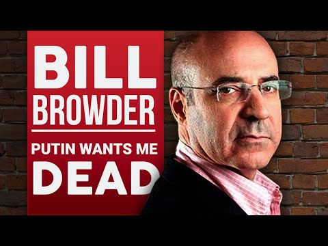 BILL BROWDER - VLADIMIR PUTIN WANTS ME DEAD - PART 1/2 | London Real