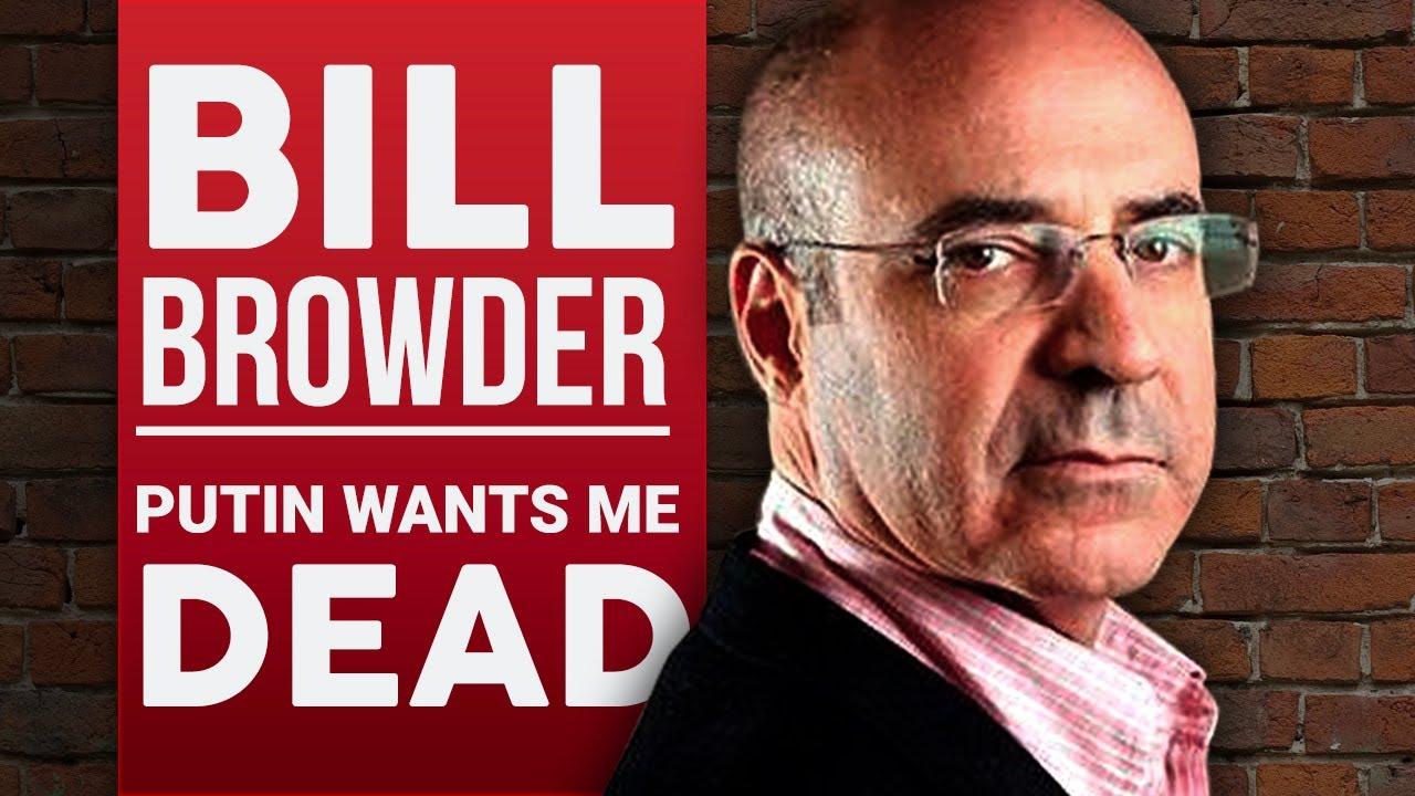 Bill Browder Vladimir Putin Wants Me Dead Part 1 2 London Real