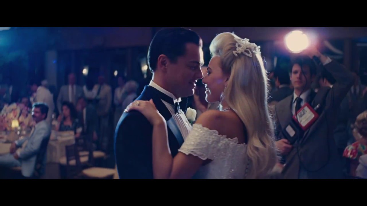 The Wolf Of Wall Street 2013 Clip Naomi And Jordan S Wedding