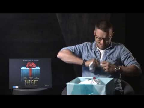 The Gift (2015) Joel Edgerton Q & A - Gift Opening Questions Clip