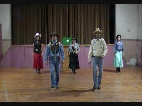 Gallerphot: line dance copperhead road