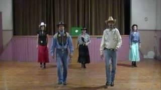 """Copperhead Road"" Line dance"