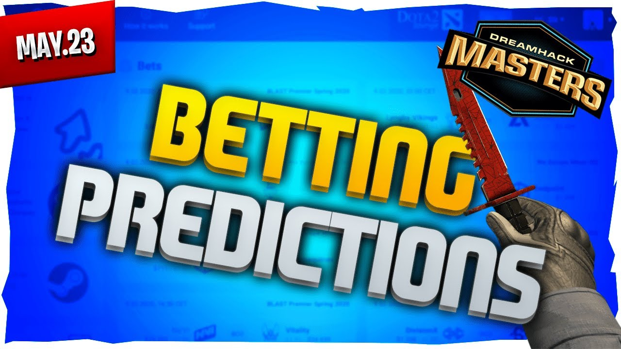 csgo betting predictions youtube video