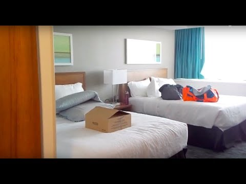 FULL Hotel Tour, Holiday Inn Winnipeg Airport West, Winnipeg, MB