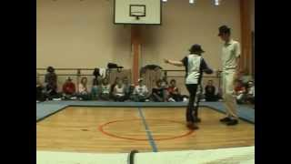 Trailer Popping Master Class' Battle 2005