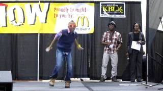 V2 Black College Expo Oakland Yung Mieo Nothing Like You
