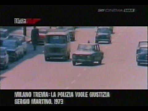 Poliziesco italiano: Il cinema a mano armata