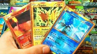 Top 10 Des Plus Belles Cartes Pokémon Ultra-Rare OR Shiny Fake ! Les oiseaux légendaires attaquent !