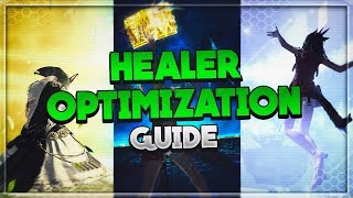 【FFXIV】Healer Optimization Guide