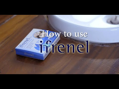 How to use ifrenel  - 5 Simple Steps
