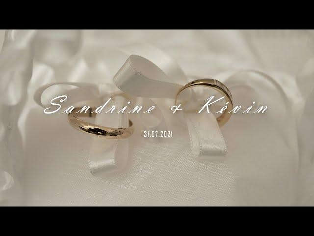 Mariage Sandrine et Kevin 2021 (Trailer )