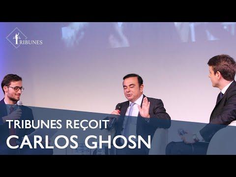 Carlos Ghosn - Tribunes ESCP Europe