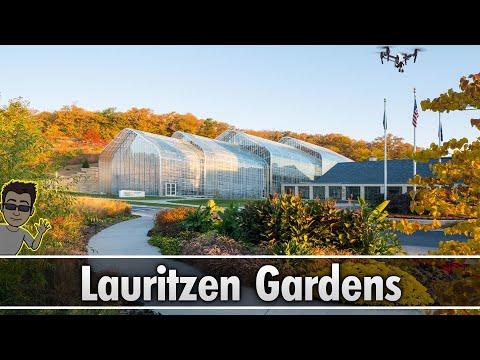 Lauritzen Gardens & Kenefick Park - Omaha, Nebraska
