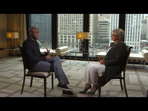 Actor & Comedian, Wayne Brady, Sits Down For An Exclusive Interview With Dr. Freda Lewis-Hall