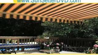 Deck Sun Shades And Retractable Patio Awning - Rhode Island