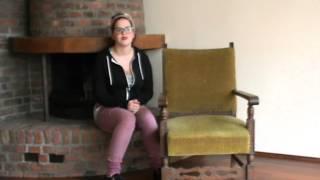 De lege stoel (Empty Chair) Contemporary Art Project Deel 59