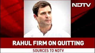 Rahul Gandhi Dials Leaders Of Poll Bound States Raising Congress Hopes