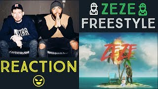 Joyner Lucas - Zeze Freestlye REACTION