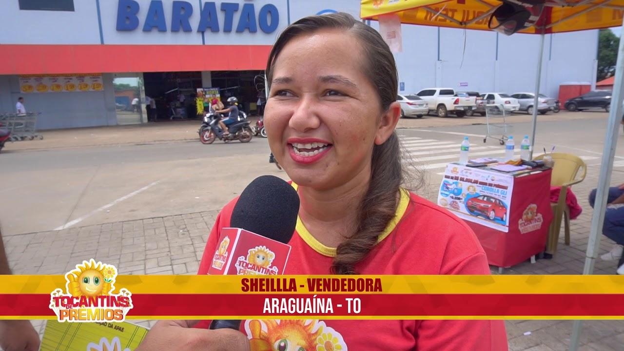 Gildevan Pereira de Sousa 3º Prêmio 27.10.2019 - Araguaína - TO