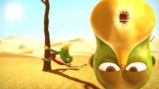 Обезьянки из космоса (Alien Monkeys) - Пустыня (37 серия)