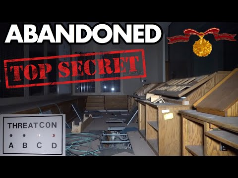 abandoned-air-force-secret-control-room-found-underground-[running-water]