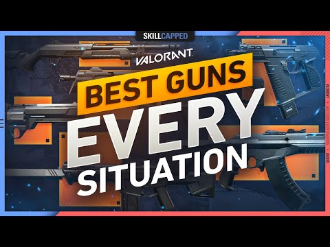 The BEST GUN for EVERY SITUATION in VALORANT!