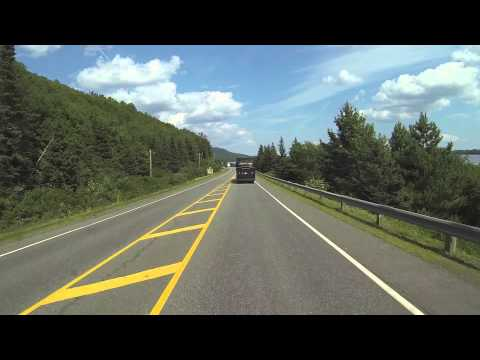 A Day in the Life - Maritimes and Newfoundland Day 7 - To Cape Breton Island, NS