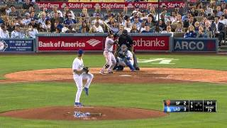 Giants vs. Dodgers  09.23.2014 [Full Game HD]