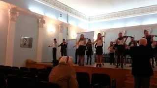 Ansamblu de Violonisti Chisinau