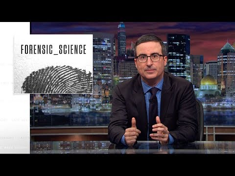 Forensic Science: Last Week Tonight with John Oliver HBO