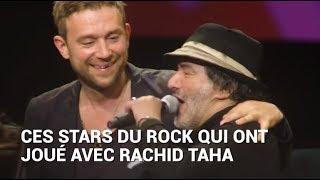 Rachid Taha a chanté avec les plus grands du rock