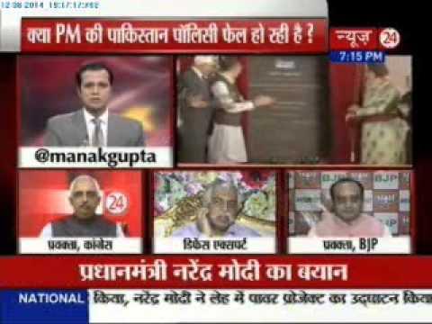Sabse bada sawal: Is Modi's policy on Pak working?