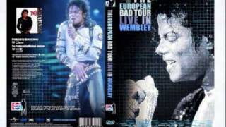 Michael Jackson Bad Tour Wembley Heartbreak Hotel 1988