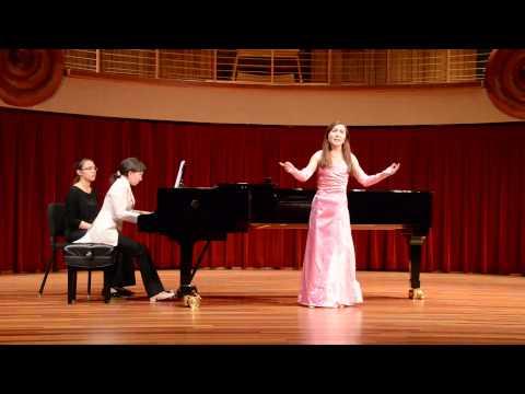 Yuliya Ugay Arnold Schoenberg