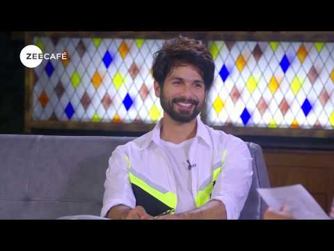 Café Shots | Under 5 With Shahid Kapoor | Not Just Supper Stars