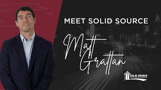 Meet Solid Source | Matt Grattan
