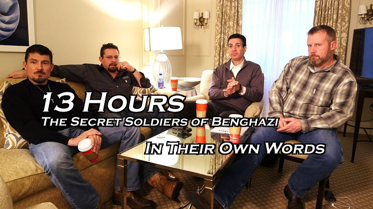 13 Hours The Secret Soldiers Of Benghazi Deutsch
