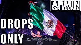 Armin van buuren - drops only ultra music festival mexico 2017