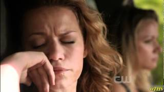 haley receives a call about nathan   sad scene   9x08 one tree hill