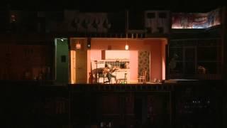Wozzeck production trailer