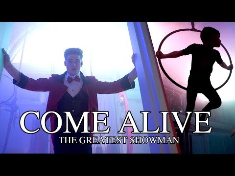 THE GREATEST SHOWMAN 'COME ALIVE' | Cover by Spirit YPC ft. Flying Fantastic